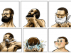 Cuando usas una maquinilla de afeitar