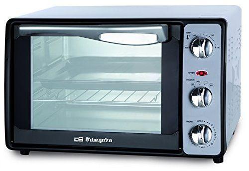 mini horno tostador barato orbegozo