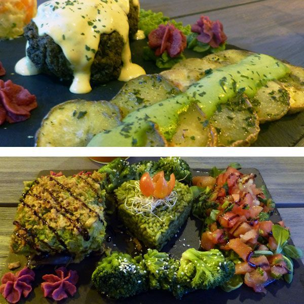 Mejor restaurante vegetariano Madrid