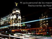 sitios donde comer y cenar en Madrid