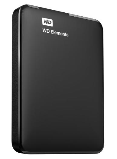 Western Digital Elements 1 tb