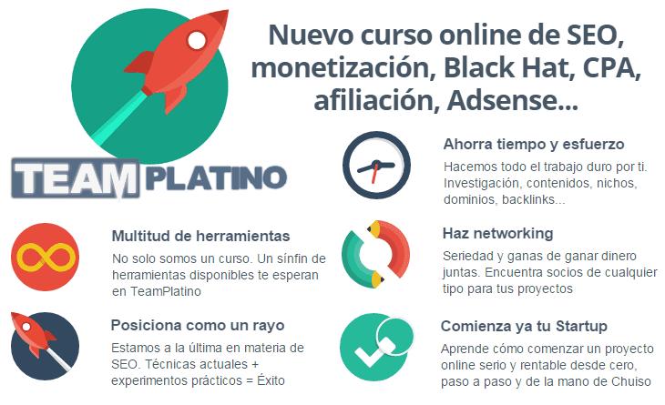 curso ganar dinero internet