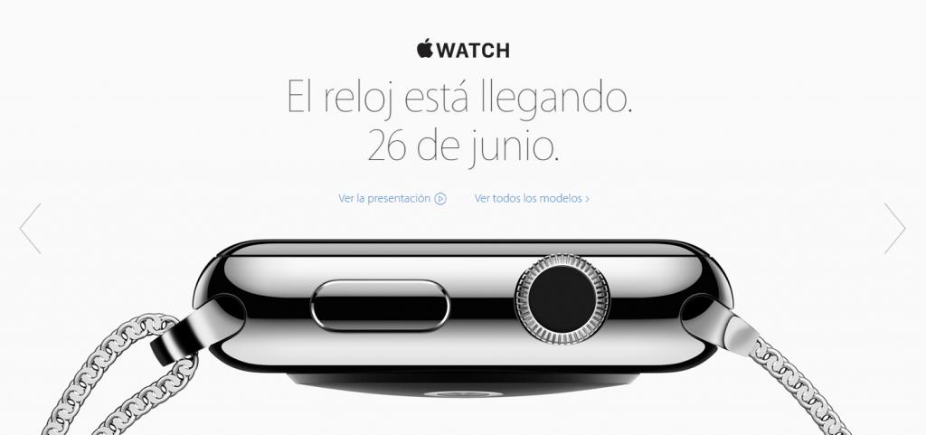 comprar apple watch