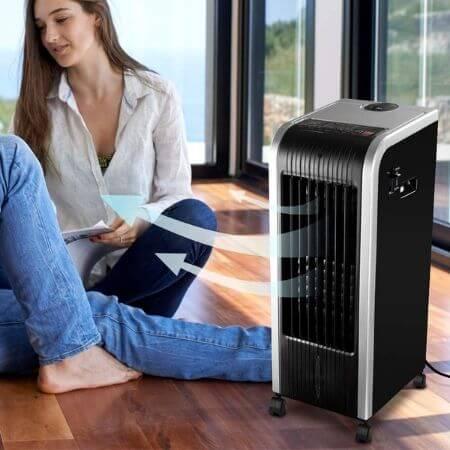 Conclusion de climatiador evaporativo