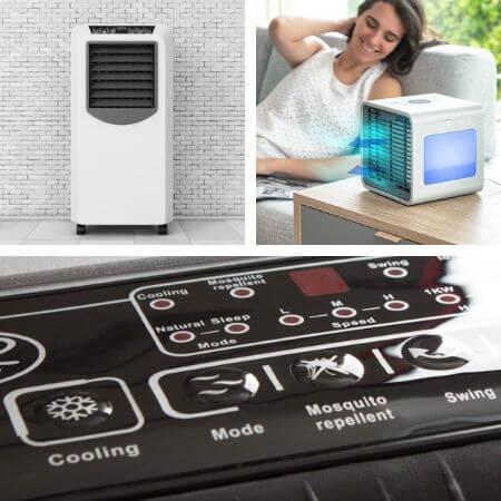 Consejos para comprar un climatizador evaporativo
