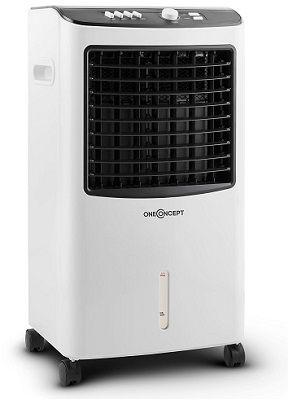 mejor climatizador evaporativo portatil oneconcept