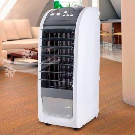 Que es un ventilador evaporativo portatil