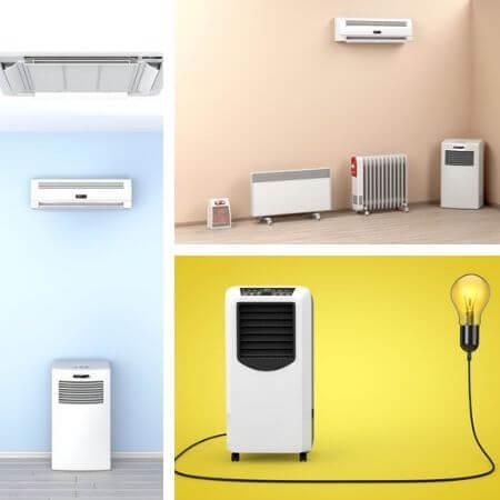 Ventajas de un climatizador evaporativo portatil