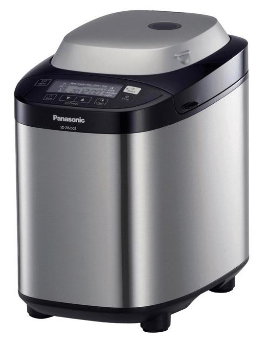 Panificadora Panasonic SD-ZB2502BXE