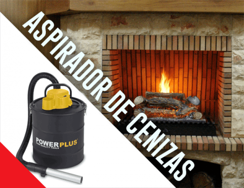 ASPIRADOR DE CENIZAS