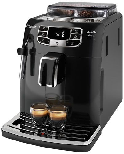Cafetera Saeco Intelia Deluxe HD8902/01