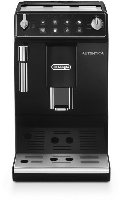 DeLonghi Autentica ETAM29.510.B - Cafetera súper automática