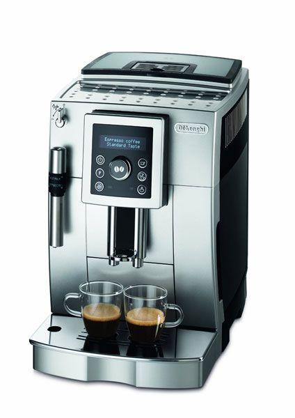 DeLonghi ECAM 23.420 SB - Cafetera compacta superautomática, plateada
