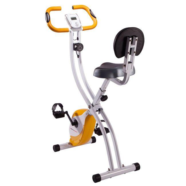 Bicicleta para hacer ejercicio en casa