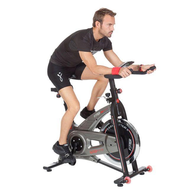 Bici estática spinning recomendada