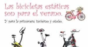 bicicleta estatica, cual comrpar y como elegir