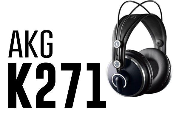 cascos diadema akg k271