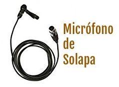microfono de solapa fonestar