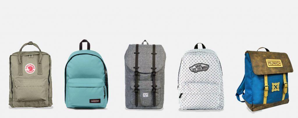 marcas de mochilas hipster