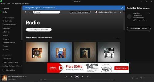 radio spotify online