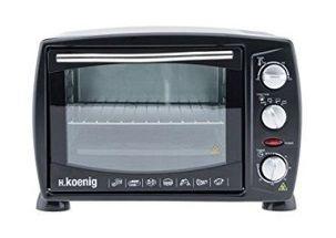 mini horno tostador de pan 1300W