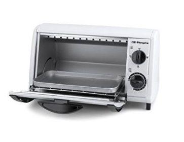 mini horno tostador de pan