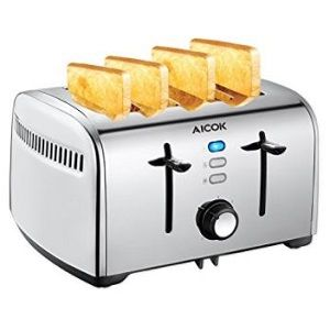 tostadora para 4 panes