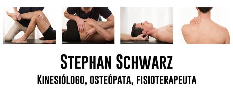 Stephan Schwarz, kinesiolgo, osteopata y fisio en Barcelona