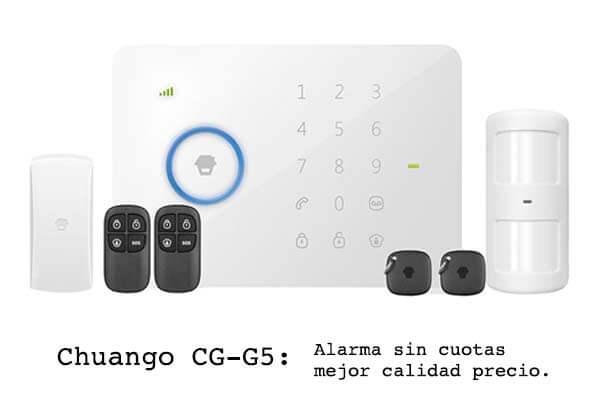 chuango-mejor-alarma-sin-cuotas-calidad-precio