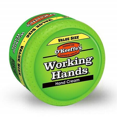 Crema de manos okeeffe
