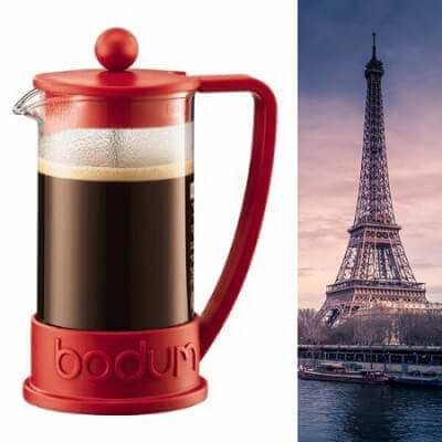 Mejor cafetera francesa o de embolo