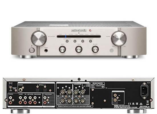 Amplificador hifi marrantz
