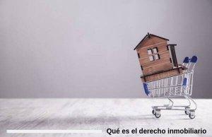 Que es el derecho inmobiliario