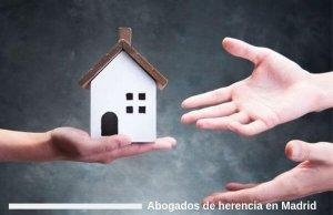 Abogados de herencia en madrid