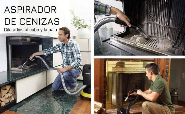 Mejor aspirador de cenizas para chimenea