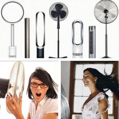 Cual es el mejor modelo de ventilador