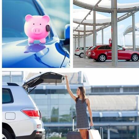 Precausione al dejar tu coche en un parking de larga estancia