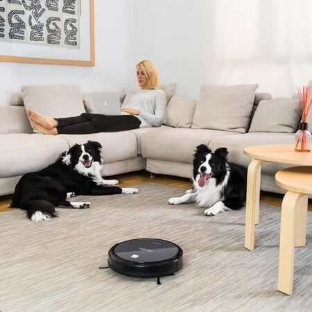 Robot friegasuelos recomendado para mascotas