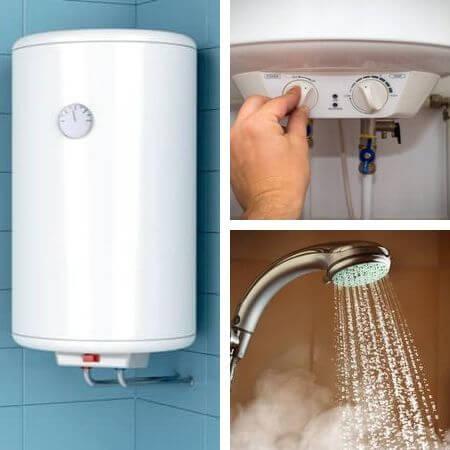 Como funcionan los termo de agua electricos