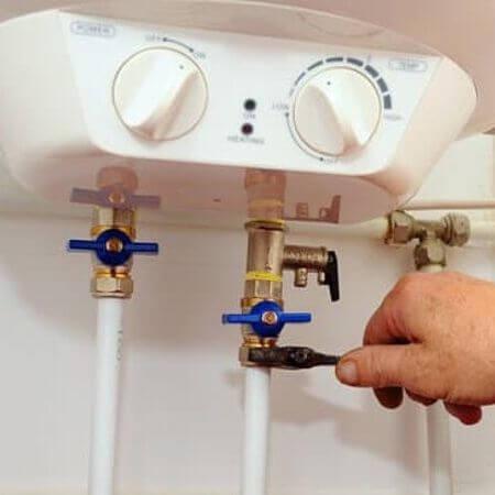 Como instalar un termo de agua electrico