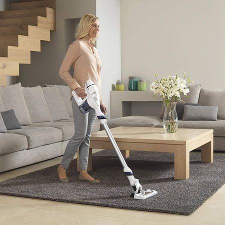 Recomendaciones al usar una aspiradora sin cable