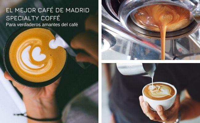 El mejor especialty coffe en madrid
