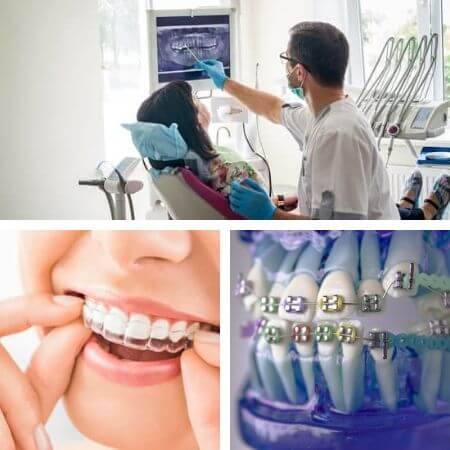 Especialidades mas comunes de los odontologos