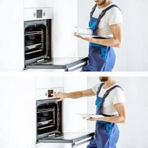 Como entender los simbolos de un horno electrico