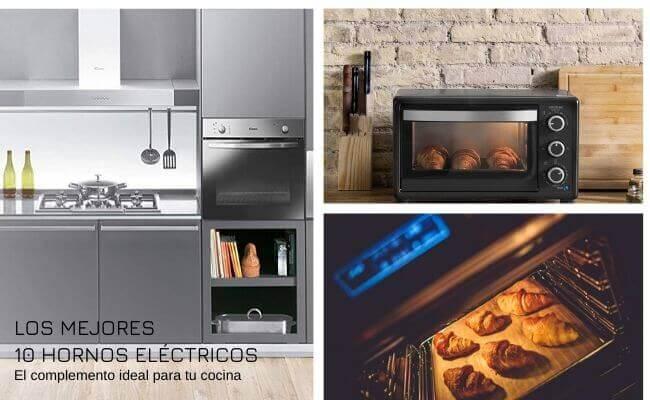 Los 10 mejores hornos electricos para tu cocina
