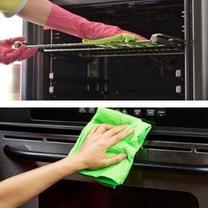 Trucos y recomendaciones para limpiar un horno electrico